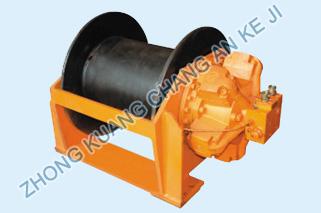 带式输送机液压自动张紧装置图片
